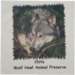 "View details for this ""Chito"" Wolf T Shirt - M"