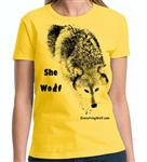 View details for this She Wolf T Shirt - M