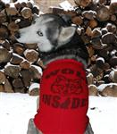 View details for this Wolf Inside Dog T Shirt - S