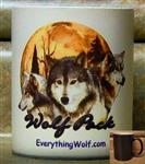 Wolf Pack Color Changing Mug
