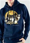 View details for this Wolf Pack Pullover Hoodie - XXL