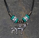 View details for this Wolf Necklace