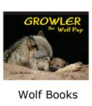 Books for wolf lovers